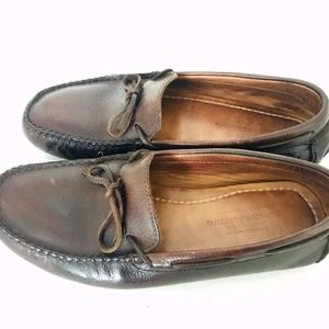 Johnston Murphy | One Eye Tie Loafer Moccasin